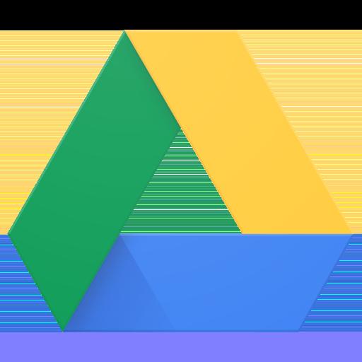 Google Drive logo 512 px