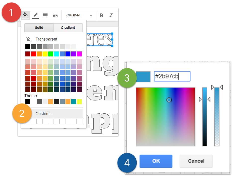 24 Custom Color
