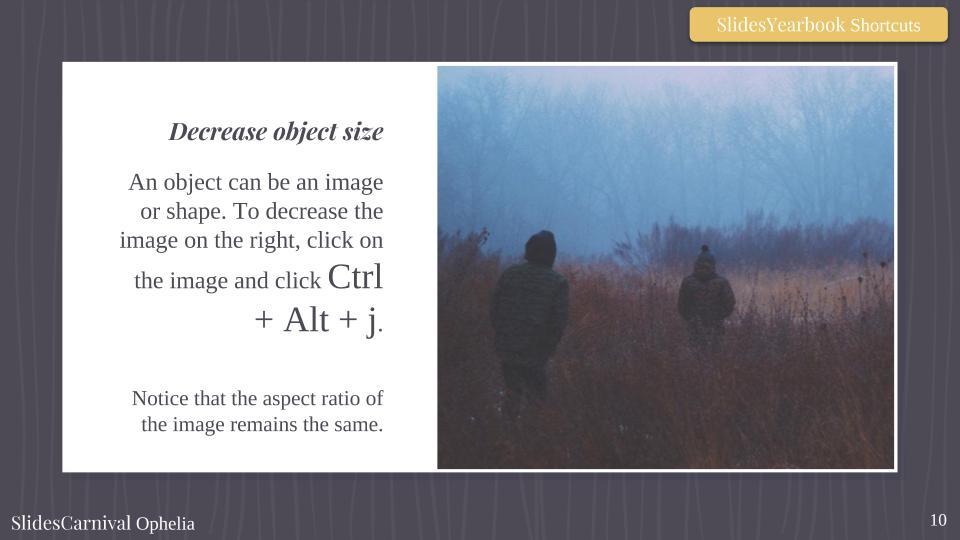 Shortcuts Practice for Google Slides (4)