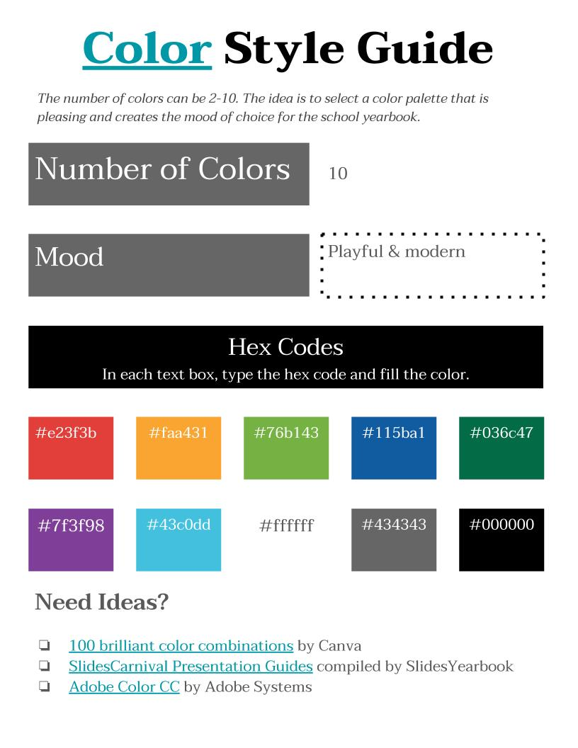 #SlidesYearbook Style Guide Example (2)